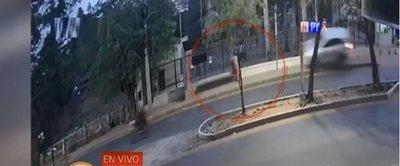 Amplían imputación para conductora que atropelló y mató a joven madre