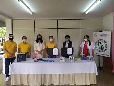 FUNDACIÓN LOS ÁNGELES DONA EQUIPOS DE UNIDAD DE NEONATOLOGÍA AL IPS