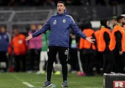 "Paraguay será un ""difícil"" rival para Argentina"