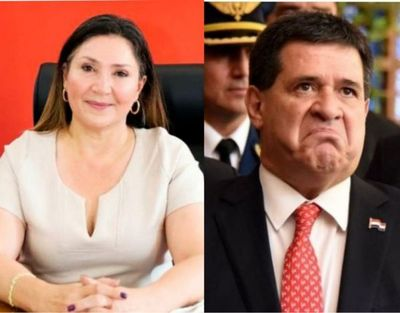 AUDIO: Garilin habló de la finca 242 donde está la estancia Sofía de Horacio Cartes en Amambay