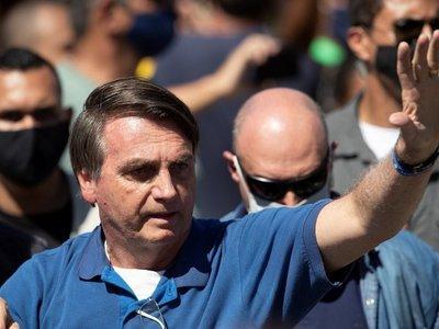 El 52% de los brasileños aprueban la forma en que Bolsonaro gobierna