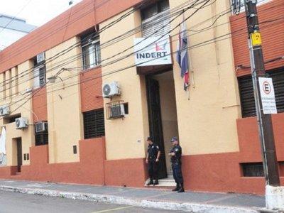 Indert: Ex director de Administración y Finanzas se entregó a la Justicia