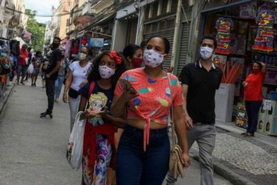 Covid-19: Brasil registra 263 muertes en 24 horas, dice Salud