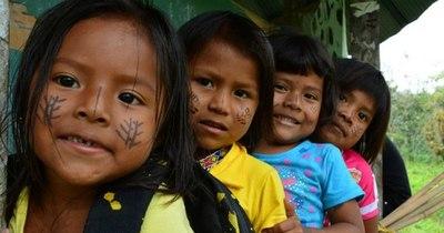 La Nación / Buscan que menores indígenas tengan cédula de identidad y accedan a protección social