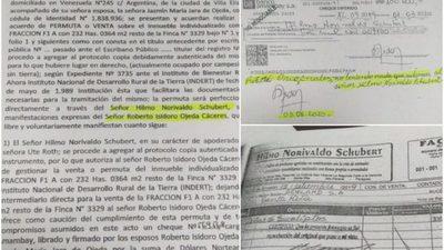 """DENUNCIAN QUE MAFIA """"FISCAL JUDICIAL"""" BUSCA  DESPOJAR A COLONO DE UNOS 500 MIL DÓLARES"""
