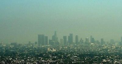 La Nación / La contaminación atmosférica puede aumentar un 15% la mortalidad por COVID-19