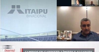 La Nación / La Nueva República: Abdo toma demasiado tiempo para evaluar ministros, dice Barrios
