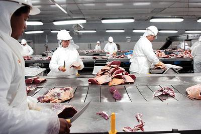 Exportaciones brasileñas de carne bovina con fuerte ritmo en octubre
