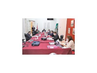 CM presentó evaluación de magistrados en sus cargos