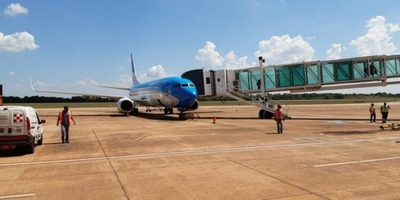 Puerto Iguazú vuelve a recibir vuelos luego de 7 meses