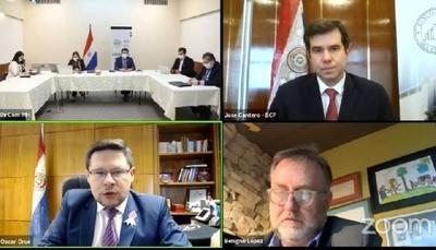 HOY / Ñapu'ã Paraguay: plataforma permitirá dar seguimiento al programa