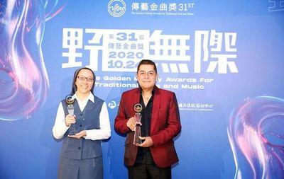 Roberto Zayas, premiado en Taiwán