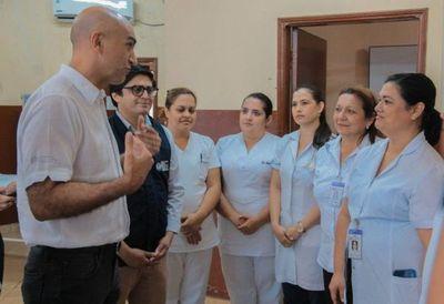 Más de 1.000 trabajadores de salud dieron positivo al Covid en un mes