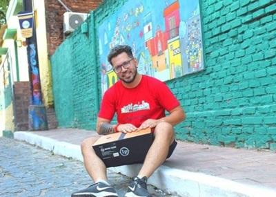 Pianito convirtió en kachaka el reggaetón 'Mi Cuarto'