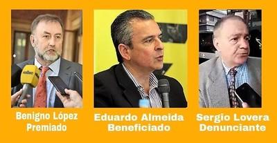 """""""BID no debe quemarse con Benigno, denunciado como impune saqueador de recursos públicos"""""""
