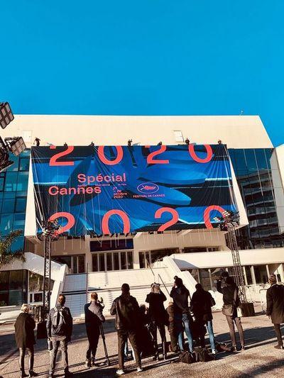 Cannes inaugura una edición simbólica y efímera marcada por la pandemia