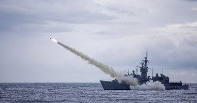 La Nación / China insta a EEUU a anular venta de armas a Taiwán