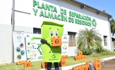 Itaipu fomenta campaña para disposición correcta de pilas