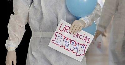 La Nación / Señalan que existen 138 médicos con COVID-19 activo en Paraguay