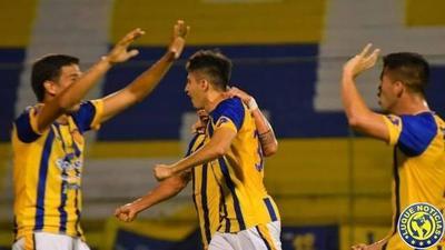 Luqueño quiere dar el primer golpe en la Sudamericana •