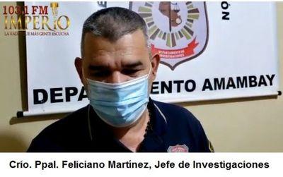 Denuncian supuesto rapto de un ciudadano brasileño