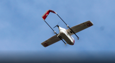 Prueban uso de drones para entrega de material sanitario en Italia