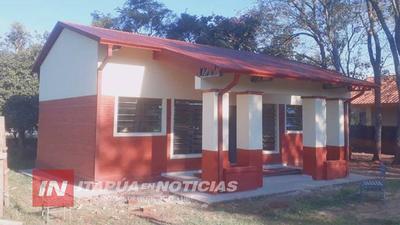 OBRAS EN LA ESC. VIRGEN DE CAACUPÉ DE CARLOS A. LÓPEZ