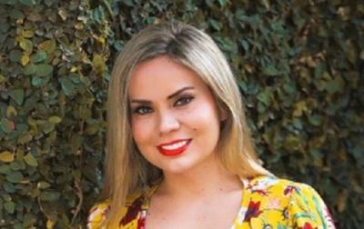 Dahiana Bresanovich empezó con sus clases de baile
