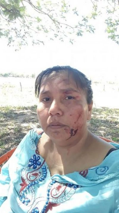 Agreden a lideresa Toba Qom en conflicto por plantación en tierras indígenas