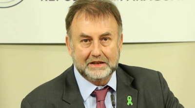 Benigno López presentó su renuncia al Ministerio de Hacienda