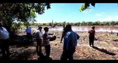Curtiembre que destruyó Laguna Cerro sigue operando, según Mades