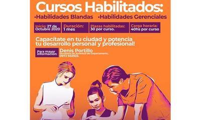 """Inician curso de """"Habilidades Blandas y Gerenciales"""" – Prensa 5"""