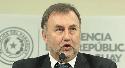 """Beningo López confirmó su renuncia """"Para mí fue un honor haber formado parte de este gabinete"""""""