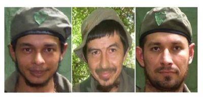 Declaran rebeldía de tres imputados por secuestro de Óscar Denis