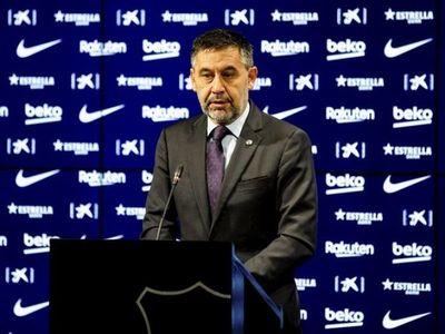 Bartomeu y su junta directiva renuncian en Barcelona