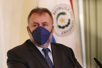 Benigno se despidió instando a transformar al Estado
