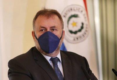 """""""No existe ningún Ministro de Hacienda que haya sido querido y felicitado así"""""""