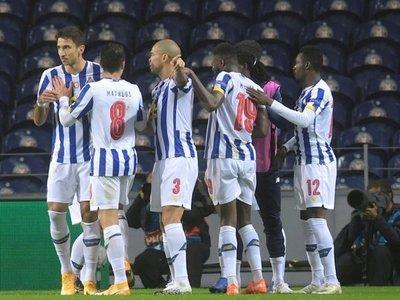 Fábio Vieira se destapa en la victoria del Porto ante el Olympiacos