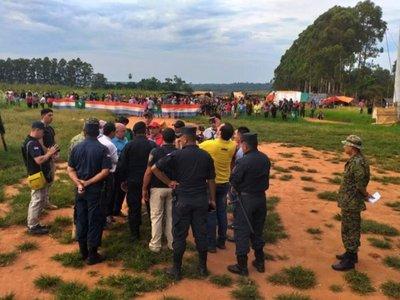 Tierras malhabidas: Senador anuncia mesa para acompañar medidas judiciales
