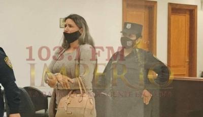 HOY / Brasileña condenada por narcotráfico fue rescatada del hospital de Pedro Juan Caballero