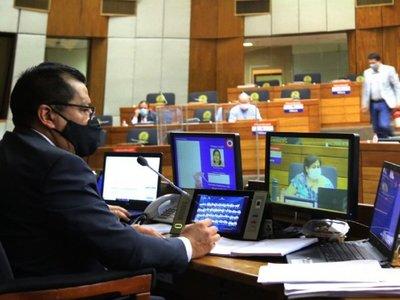 Bicameral envía a Diputados el PGN 2021 ampliado en USD 843 millones