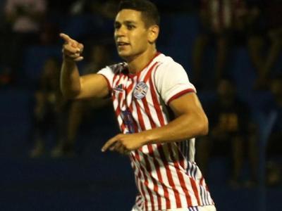 Sergio Bareiro se suma al campeón Cerro Porteño