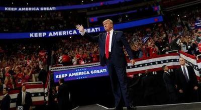 Trump apunta al corazón del oeste, mientras Biden corteja a Georgia
