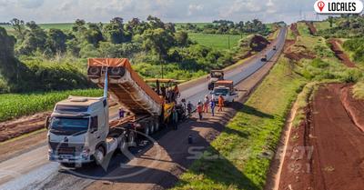 El Corredor de Exportación se consolida con casi 70% de avance general