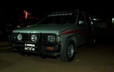 En Lambaré logran recuperar camioneta robada