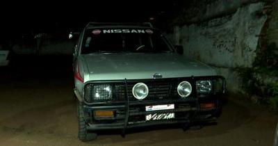 Recuperan camioneta robada en Lambaré