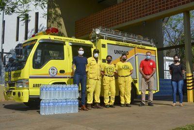 Coca-Cola Paresa une esfuerzos con organizaciones para apoyar a comunidades vulnerables de todo el país