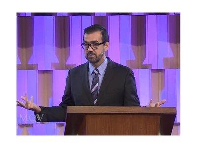 """Pastor apuntó a los """"pecados digitales"""" y se armó el sarambi"""