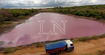 La Nación / Laguna Cerro: empresa se negó a recibir notificación sobre plan de remediación