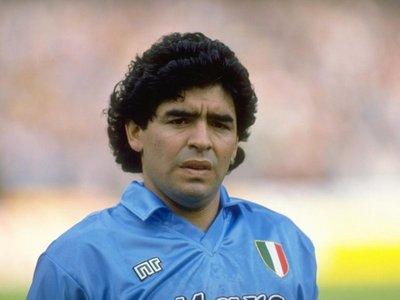 Imposible ver otro jugador del nivel de Maradona